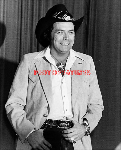 Mickey Gilley 1982