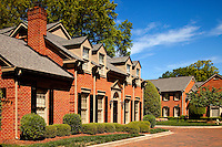 Part of a photography collection showing the variety of architectural styles of homes, apartments and condos in metropolitan Charlotte, NC. Image taken in The Charters - Sharon View Road.