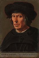 Jacob Willemsz van Veen, Artists Father by Maarten van Heemskerck, 1532. The Metropolitan Museum of Art, New York.