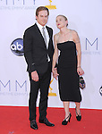 Michael C. Hall. at The 64th Anual Primetime Emmy Awards held at Nokia Theatre L.A. Live in Los Angeles, California on September  23,2012                                                                   Copyright 2012 Hollywood Press Agency