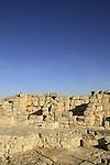 Samaria, the fortified enclosure on Mount Gerizim