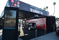 """PASADENA, CA - JUNE 14: Guests attend HULU's original series """"The Handmaid's Tale"""" FYC Drive-In Screening And Virtual Panel at the Rose Bowl on June 14, 2021 in Pasadena, California. (Photo by Frank Micelotta/HULU/PictureGroup)"""