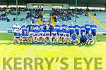 St Brendans senior hurling team in semi final