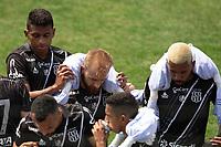 SETE LAGOAS (MG)-11/09/2021-CRUZEIRO-PONTE PRETA - Partida entre Cruzeiro e Ponte Preta, válida pela vigesima terceira rodada do Campeonato Brasileiro da série B 2021, realizada no Estadio Arena do Jacaré , na cidade de Sete Lagoas, regiao metropolitana de Belo Horizonte, neste sábado (11)