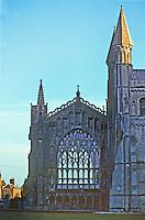 Ely: Lady Chapel--established 1321. Photo '90.