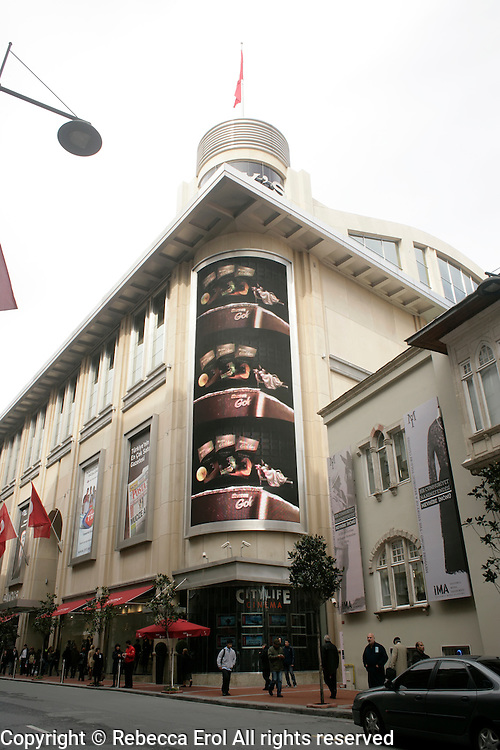 City's Nisantasi shopping mall in Nisantasi, Istanbul, Turkey