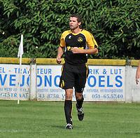 Voorwaarts Zwevezele : Tim Vandekerckhove.foto VDB / BART VANDENBROUCKE