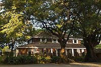 France/DOM/Martinique/ Le François: Domaine de l'Acajou - Rhum Clément - La Maison Clément- Maison de Maître