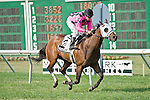 27 JUN 10: Greeley's Rocket, Jeremy Rose up, wins the Crank It Up Stakes.