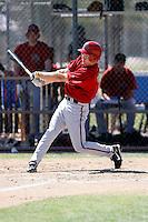 Brendan Duffy - Arizona Diamondbacks - 2009 spring training.Photo by:  Bill Mitchell/Four Seam Images