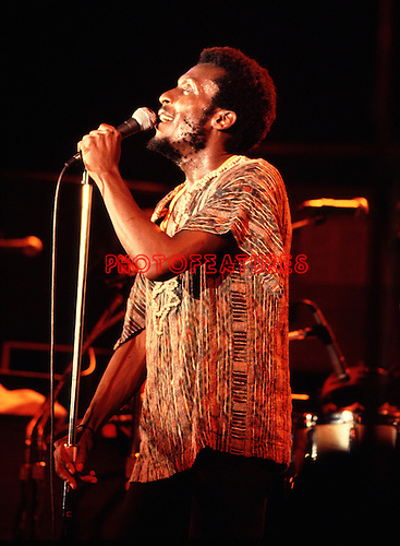 Jimmy Cliff 1982 Los Angeles