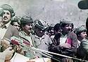 Iraq 1984  .Celebration of Nowruz in Surdach: Arsalan Baez, Fouad Massoum and Mullazem Omar  .Irak 1984  .Fete de Nowruzz a Surdach, Arsalan Baez, Fouad Massoum et Mullazem Omar