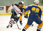 Aberdeen Cougars at Sioux Falls Flyers West