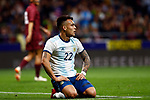 Argentina's Lautaro Martinez  during the International Friendly match on 22th March, 2019 in Madrid, Spain. (ALTERPHOTOS/Manu R.B.)
