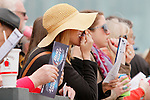 April 5, 2014: Scenes before the running of the Fantasy Stakes at Oaklawn Park in Hot Springs, AR. Justin Manning/ESW/CSM