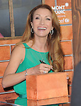 Jane Seymour at The Montblanc and UNICEF Pre-Oscar Brunch to Celebrate Their Limited Edition Collection with Special Guest Hilary Swank held at Hotel Bel Air in Beverly Hills, California on February 23,2013                                                                   Copyright 2013 Hollywood Press Agency