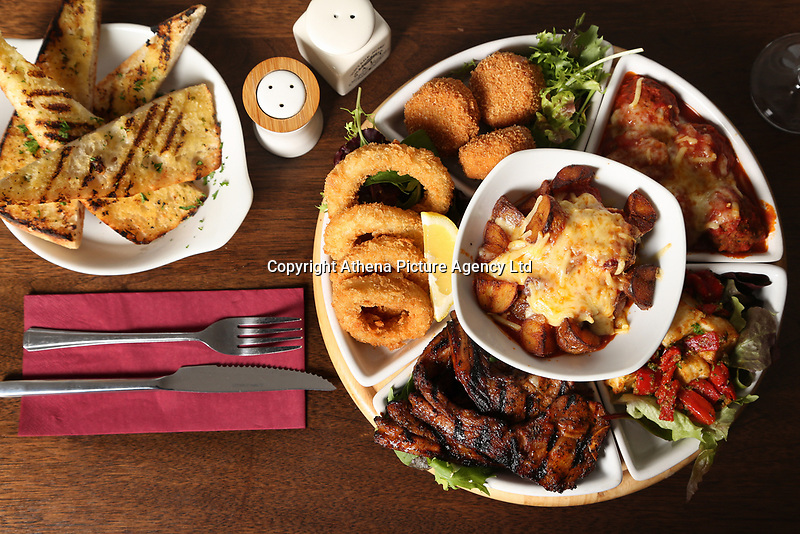 Food shots at Verve restaurant and bar in the Uplands area of Swansea, Wales, UK. Wednesday 04 October 2017