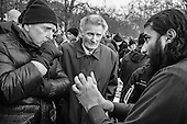 Intelligent Design debate, Speakers' Corner, Hyde Park, London,