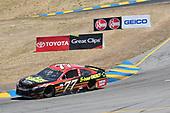 Monster Energy NASCAR Cup Series<br /> Toyota/Save Mart 350<br /> Sonoma Raceway, Sonoma, CA USA<br /> Sunday 25 June 2017<br /> Erik Jones, Furniture Row Racing, 5-hour ENERGY Extra Strength Toyota Camry<br /> World Copyright: John K Harrelson<br /> LAT Images