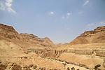 Wadi Zeelim in the Judean desert
