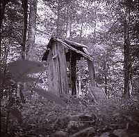 Old outhouse<br />
