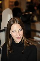 Nov 2008 - Salon du Livre de Montreal<br /> - India DESJARDINS