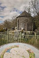Europe/France/Normandie/Basse-Normandie/50/Manche/Mortain:  La Petite Chapelle, chapelle de l'Ermitage, chapelle Saint-Michel  // France, Manche, Mortain, St-Michel Chapel