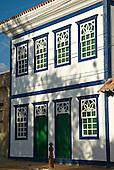Paracatu, Minas Gerais, Brazil. Colonial architecture.