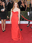 Jessica Chastain at 19th Annual Screen Actors Guild Awards® at the Shrine Auditorium in Los Angeles, California on January 27,2013                                                                   Copyright 2013 Hollywood Press Agency