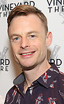 Christopher Wheeldon attends the Opening Night Performance of 'The Beast In The Jungle' at The Vineyard Theatre on May 23, 2018 in New York City.