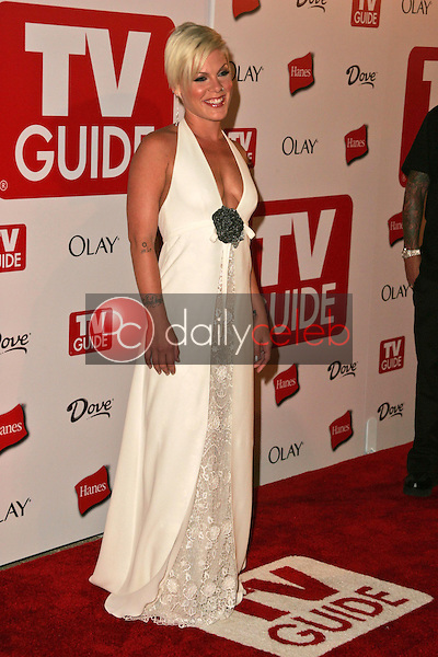 Pink<br />at the TV Guide Emmy After Party. Social, Hollywood, CA. 08-27-06<br />Dave Edwards/DailyCeleb.com 818-249-4998