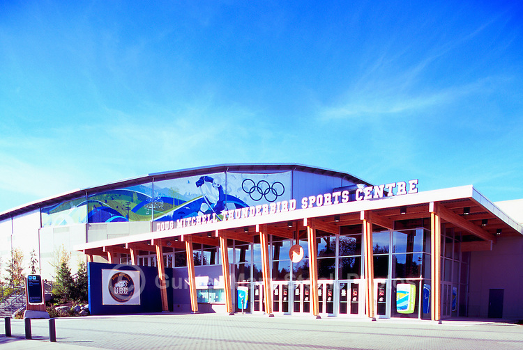 Doug Mitchell Thunderbird Sports Centre, University of British Columbia (UBC), Vancouver, BC, British Columbia, Canada