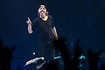 © Joel Goodman - 07973 332324 . 28/10/2017 . Manchester , UK . Lars Ulrich . Metallica perform at the Manchester Arena . Photo credit : Joel Goodman