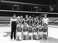 1983: Team Picture.