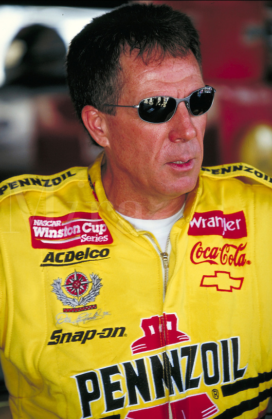 DARREL WALTRIP, WINSTON CUP RACE DOVER DOWNS SPEEDWAY. DARREL WALTRIP, PROFESSIONAL RACE CAR DRIVER. DOVER DELAWARE USA.