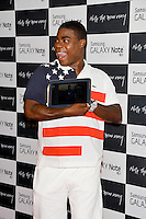 NEW YORK - AUGUST 15: Actor Tracy Morgan attends Samsung Galaxy Note 10.1 Launch Event at Jazz at Lincoln Center on August 15, 2012 in New York City. (Photo by MPI81/MediaPunchInc) /NortePhoto.com<br />