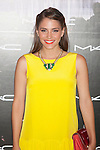 Andrea Duro poses at a MAC makeup new season photocall at Italy Consulate in Madrid, Spain. June 26, 2014. (ALTERPHOTOS/Victor Blanco)