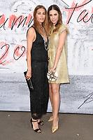 Yasmin and Amber Le Bon<br /> arriving for the Serpentine Summer Party 2018, Hyde Park, London<br /> <br /> ©Ash Knotek  D3409  19/06/2018