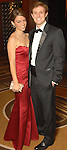 Brittany Sakowitz and Kevin Kushner at the Houston Children's Charity Gala at the Hyatt Regency Saturday Oct. 24,2009. (Dave Rossman/For the Chronicle)