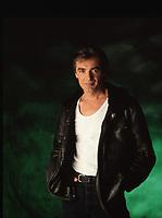 Daniel Lavoie<br /> (date exacte inconnue)<br /> probablement dans les années 90<br /> <br /> PHOTO : Agence Quebec Presse