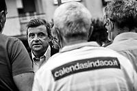 20210906 Carlo Calenda nel quartiere di Villa Gordiani