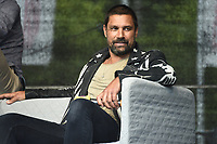 Manu Bennett at German Comic Con Dortmund Limited Edition, Dortmund, Germany - 11 Sep 2021 ***FOR USA ONLY** Credit: Action Press/MediaPunch