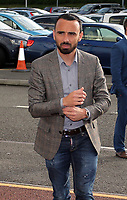 Pictured: Leon Britton Wednesday 18 May 2017<br /> Re: Swansea City FC, Player of the Year Awards at the Liberty Stadium, Wales, UK.