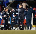 27.02.18 St Johnstone v Rangers:<br /> Graeme Murty