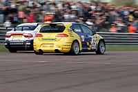 Round 10 of the 2007 British Touring Car Championship. #22 Tom Coronel (NDL). SEAT Sport UK. SEAT Leon.