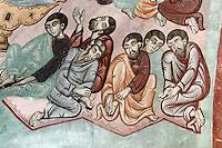 Zypern (Süd), Kloster Agios Neofytos, Fresken in der Höhleneinsiedelei