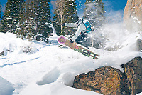 snowboarder, Jackson Hole, Wyoming, model release.