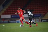 Dan Happe of Leyton Orient during Leyton Orient vs Crawley Town, Sky Bet EFL League 2 Football at The Breyer Group Stadium on 19th December 2020