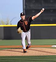 Seth Corry - San Francisco Giants 2021 spring training (Bill Mitchell)