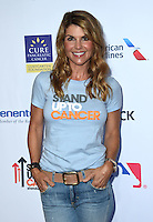 Lori Loughlin @ the Stand Up To Cancer 2016 held @ the Walt Disney Concert Hall. September 9, 2016